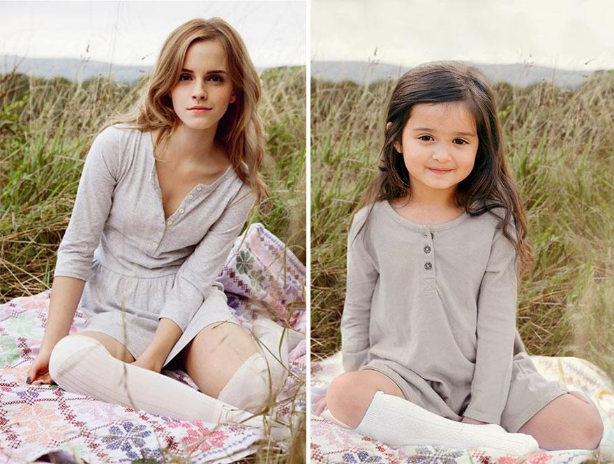 Emma Watson And Scout