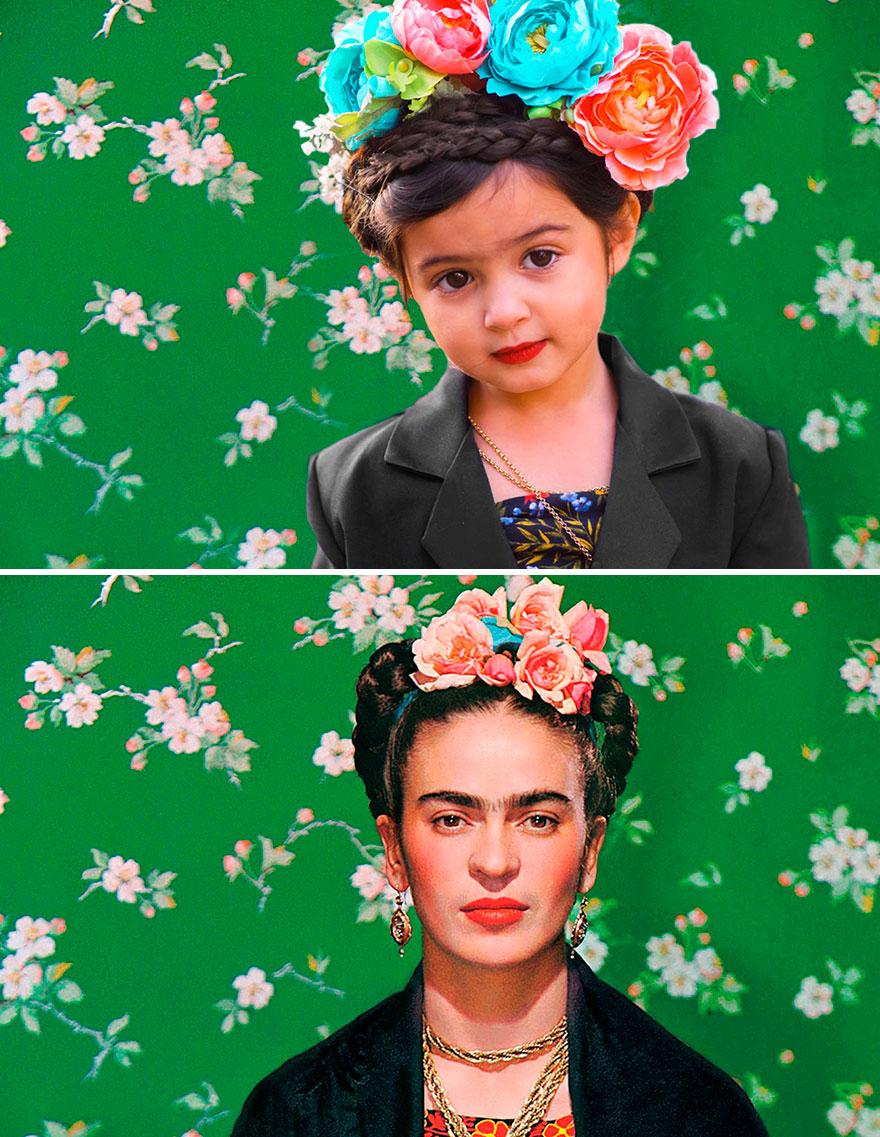 Scout y Frida