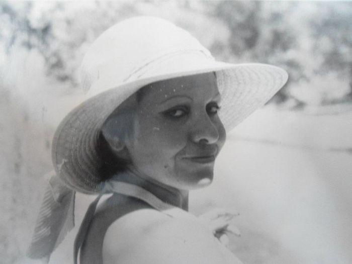 My Mom In 1977