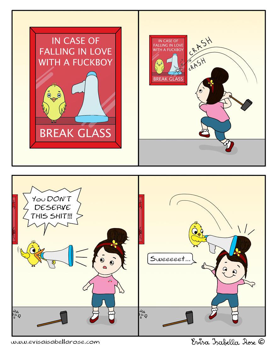 In Case Of Falling In Love With A Fuckboy