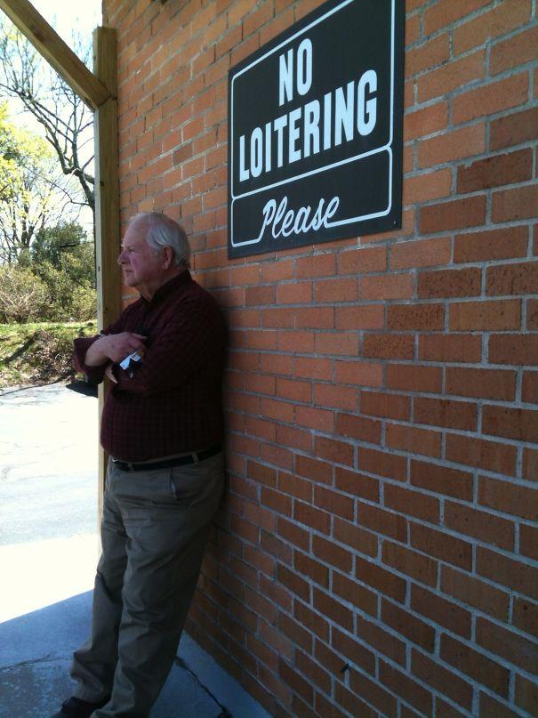 My Grandpa, 83 And Still A Badass