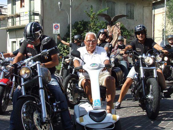 My Italian Nonno Don't Give A F*ck