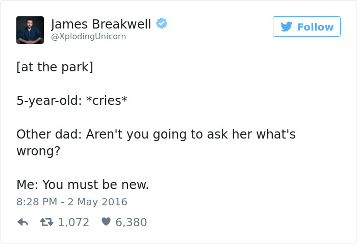 Funny Dad Tweets