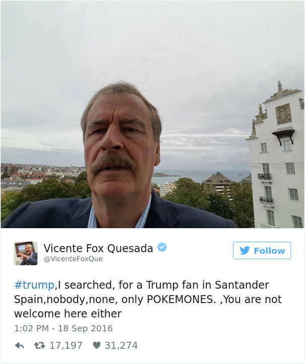 Former President Of Mexico