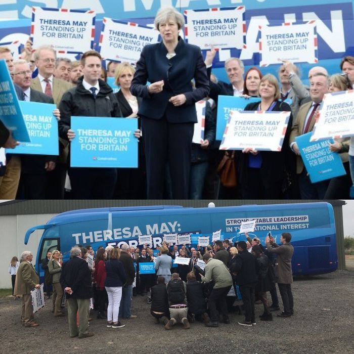 Theresa May And The #bowwowchallenge