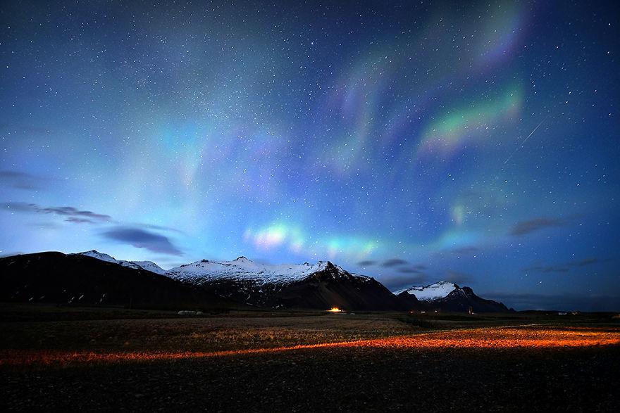 """stardust"" - Aurora Borealis"