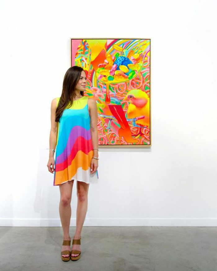 Rainbow Bright! ❤️💛💚💙💜 Loving This Fun