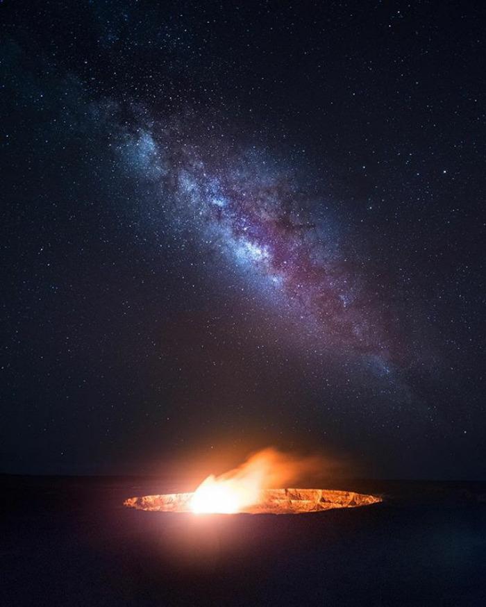 National Park On The Big Island Of Hawaii