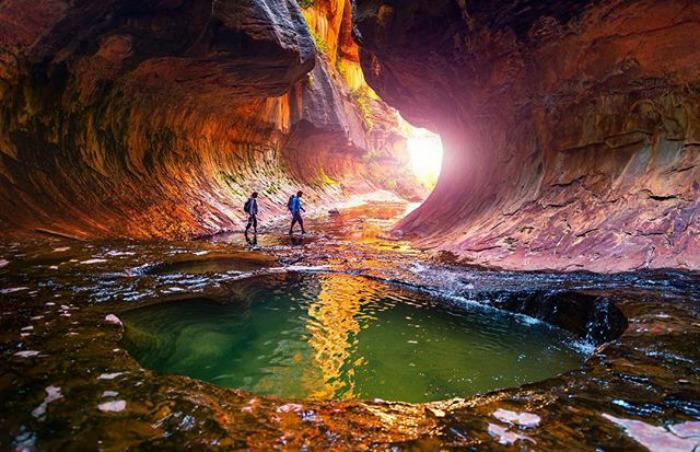 National Park, Zion