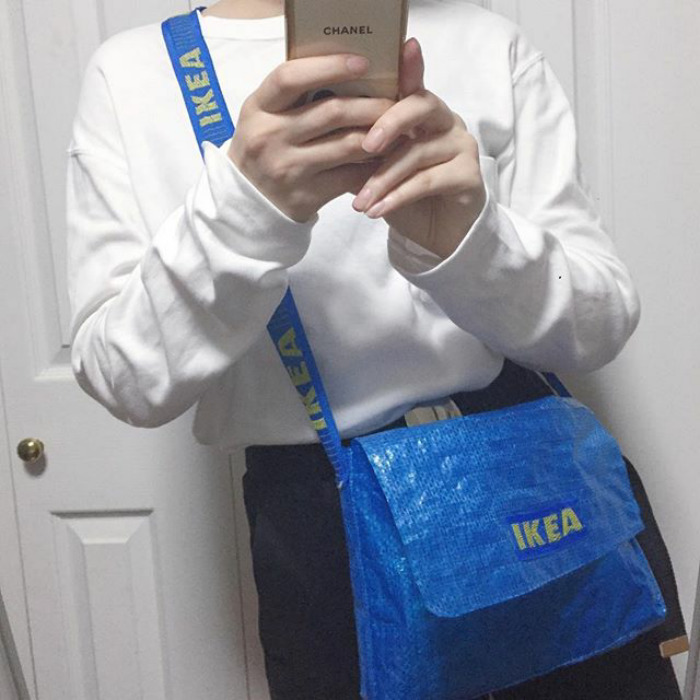 Ikea Purse