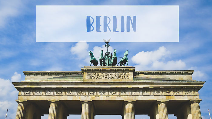 Berlin Through My Eyes
