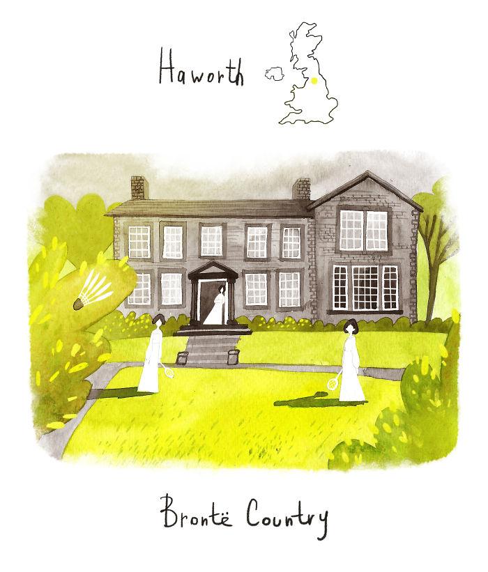 Haworth – Home Of The Brontë Sisters
