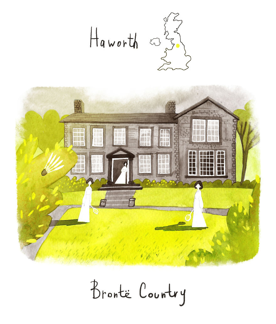 Haworth - Home Of The Brontë Sisters