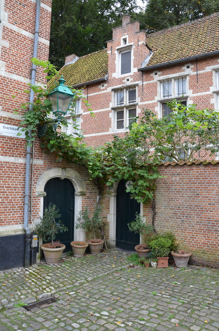 Beguinage In Lier