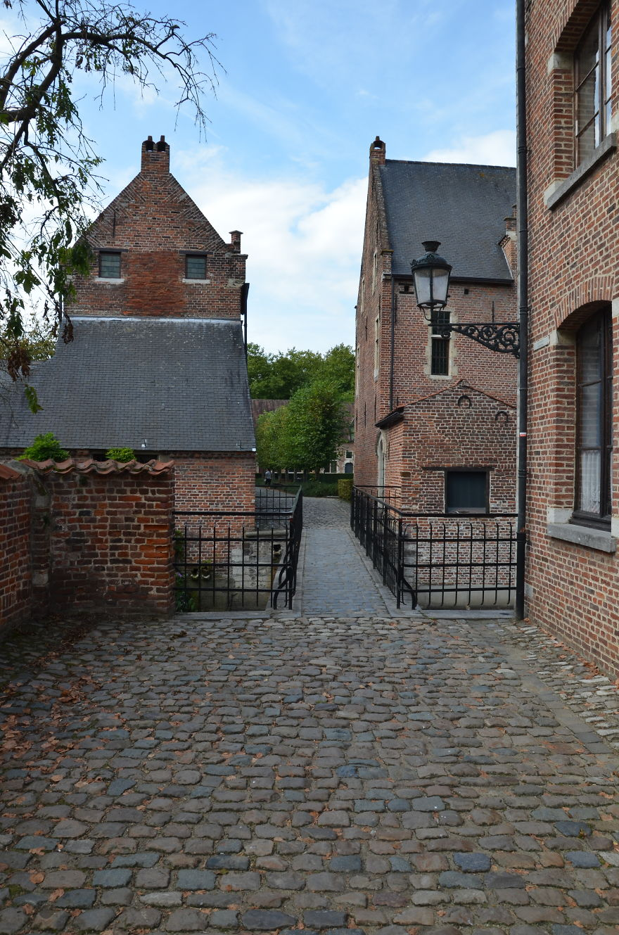 Beguinage In Leuven