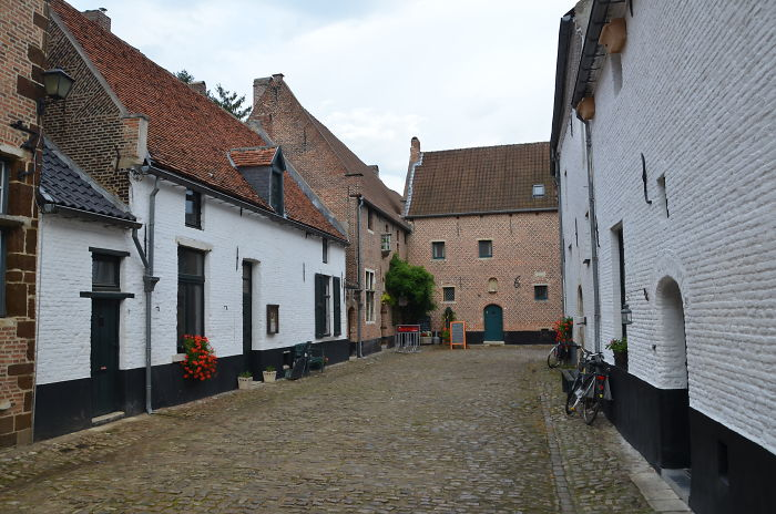 Beguinage In Diest