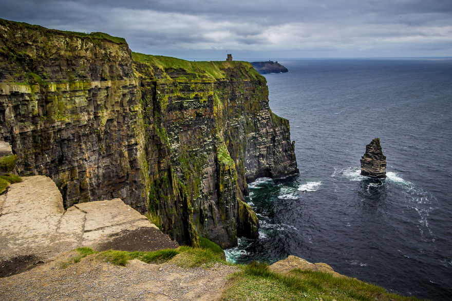Driving The Wild Atlantic Way In Ireland Felt Like Checking An Important Bucket-list-item