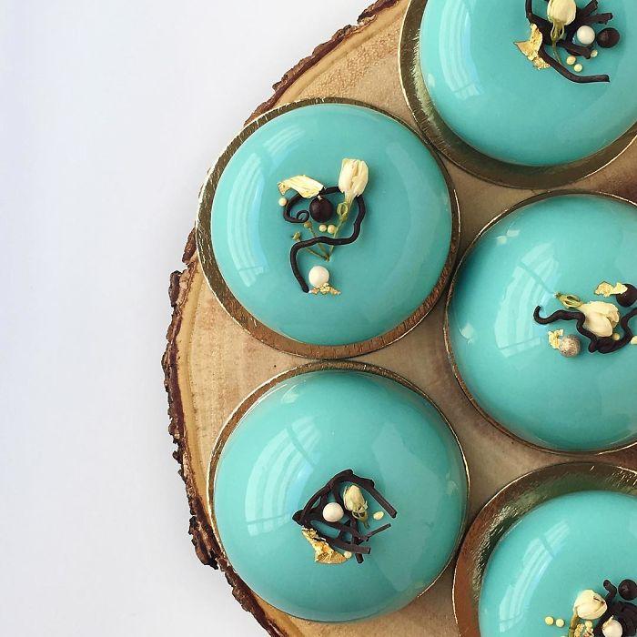 Famous Mirror Cakes From Ksenia Penkina