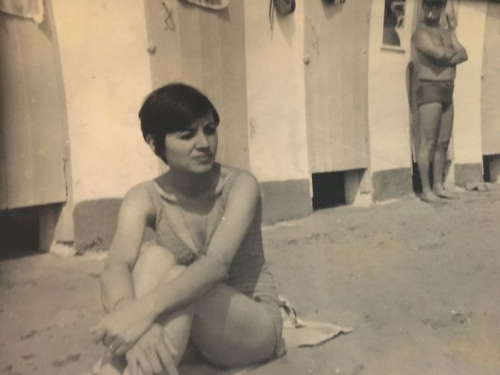 My Mum In 1973, Istanbul, Turkey