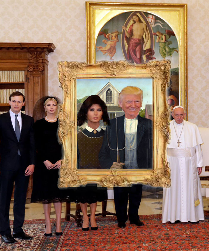'american Gothic 2017'