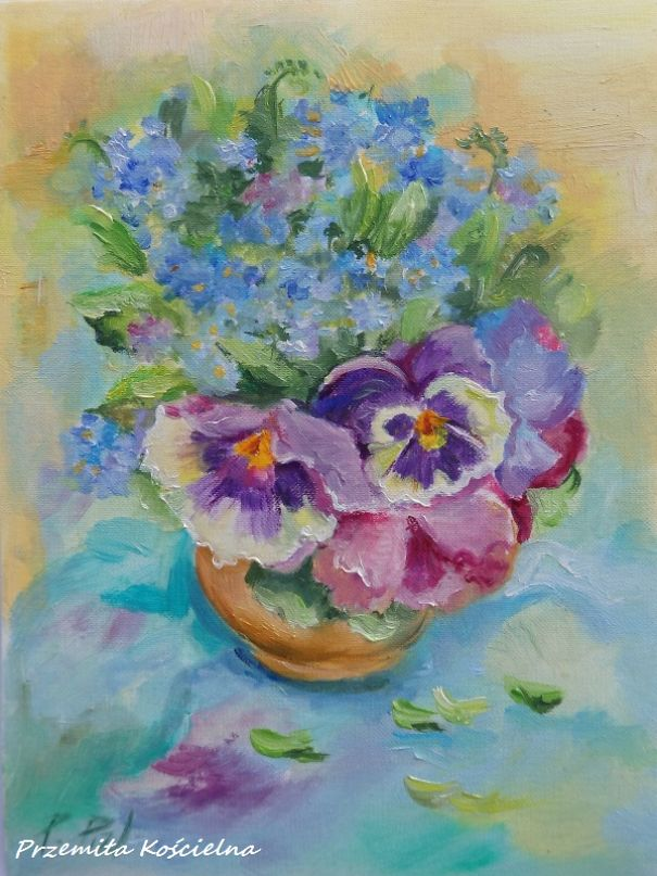 Nots And Pansies