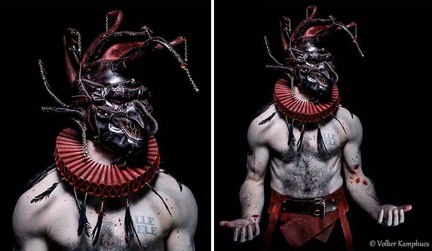 The Jester (Pictures By Volker Kamphues)
