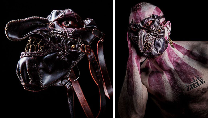 Horror Jester (Pictures By Volker Kamphues)