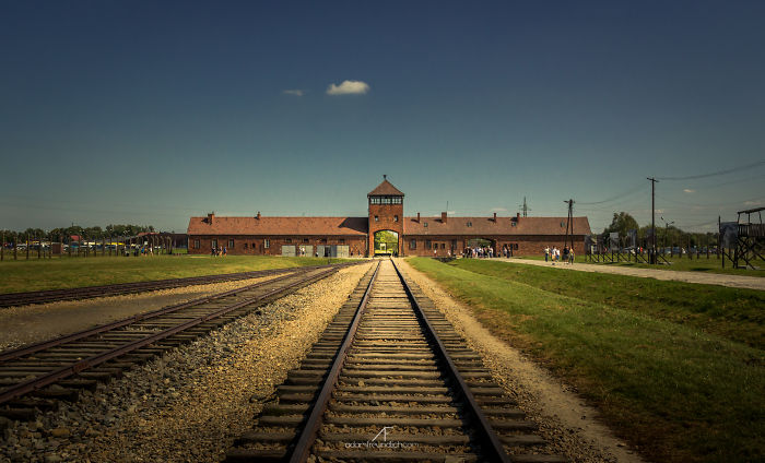 I Photographed Auschwitz And Birkenau In Color