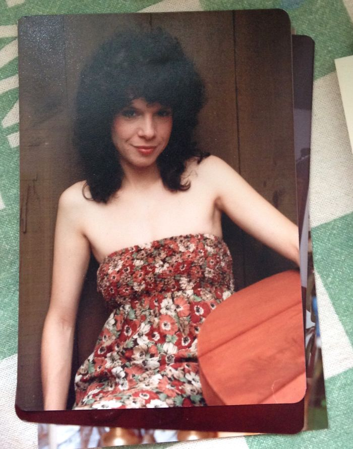 My Incredible Mom. Can You Guess What Decade Based On The Hair?