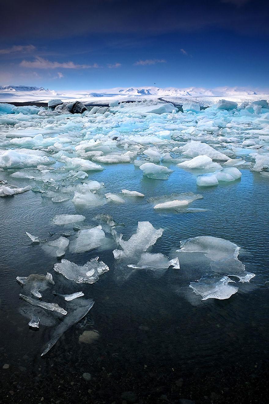"""the Kingdom Of Ice"" - Jokulsarlon - Vol.2"