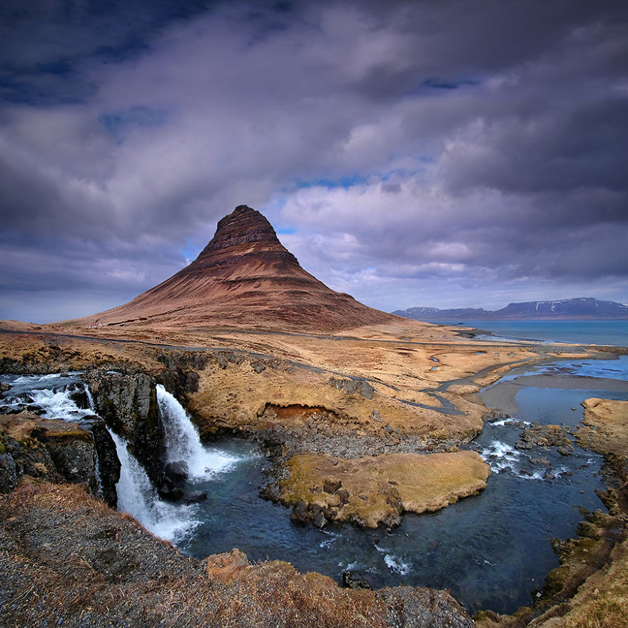 """""""the Elements"""" – Kirkjufell - Vol.1"""