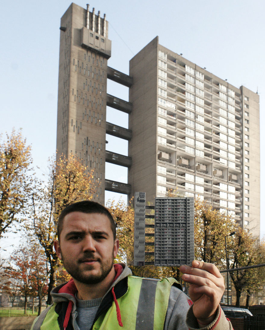 London. Balfron Tower. 2015