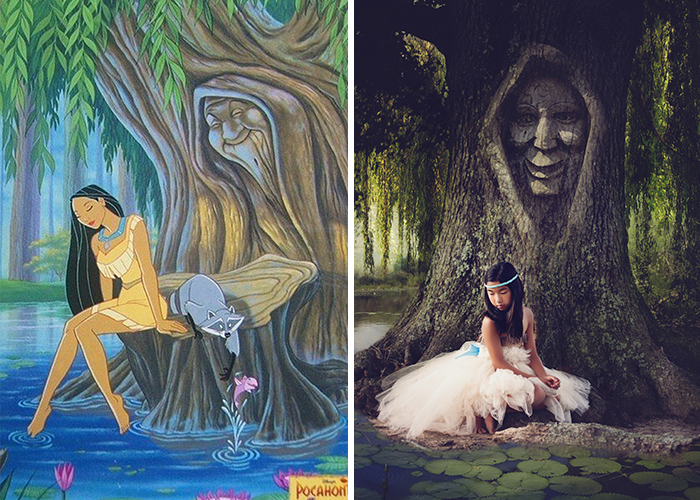 I Recreated The Most Beloved Childhood Fairytales