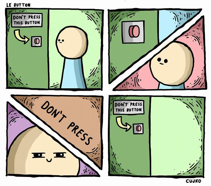 Le Button