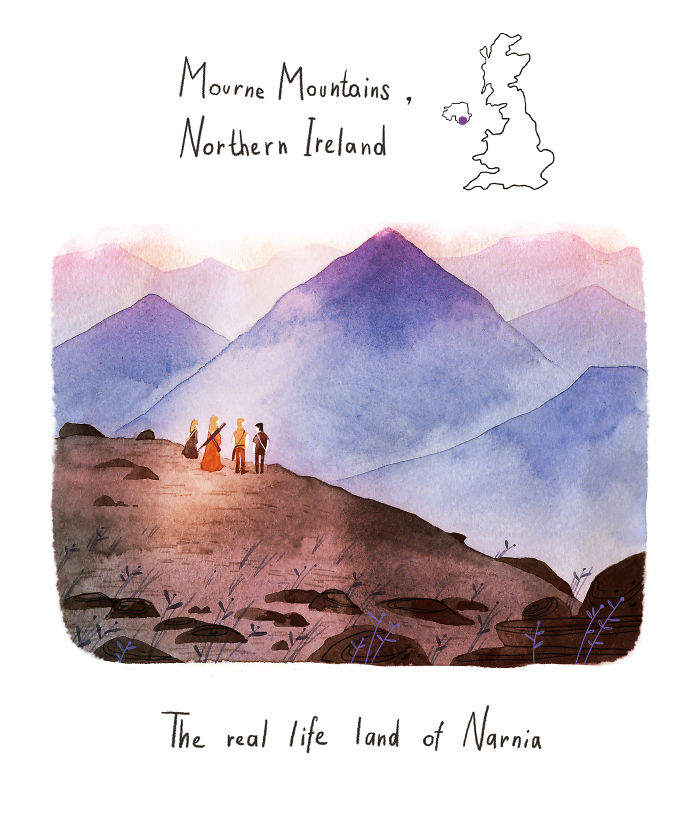 Mourne Mountains – The Real Life Narnia