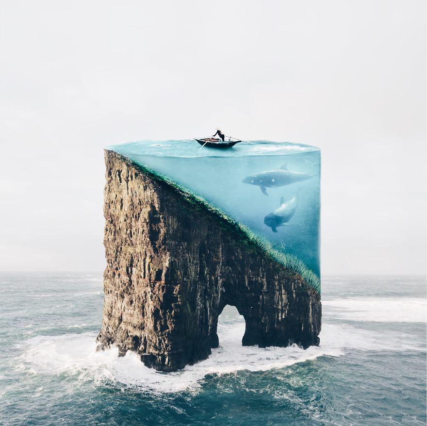 Surreal Art By Luisa Azevedo