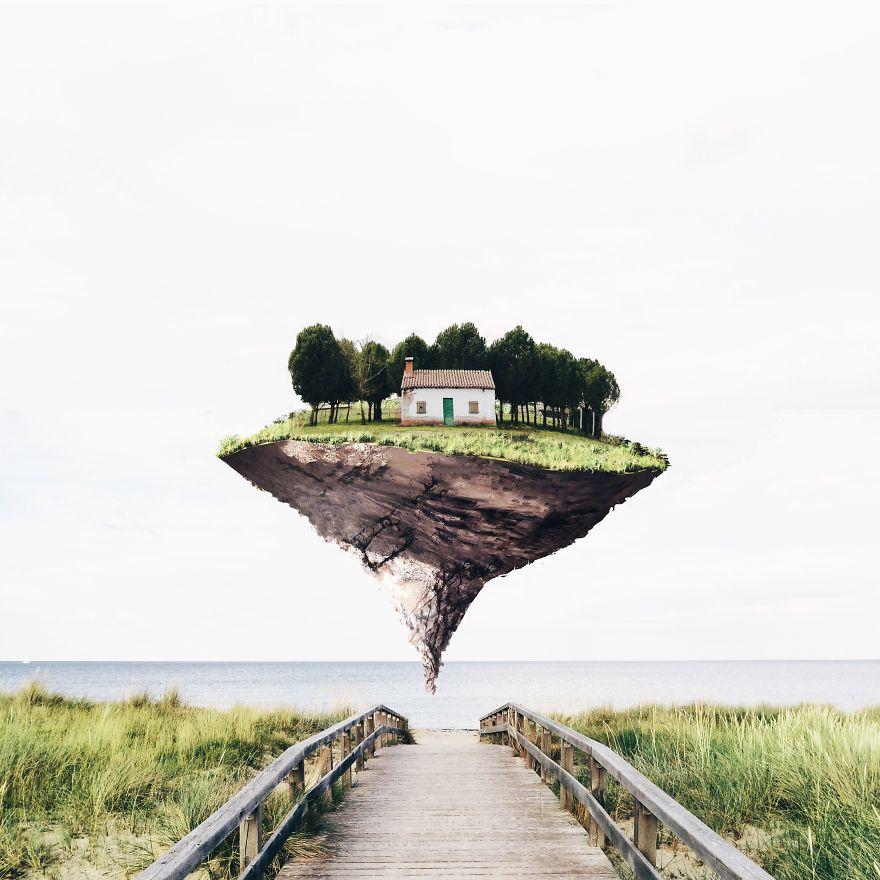 Imágenes surrealistas