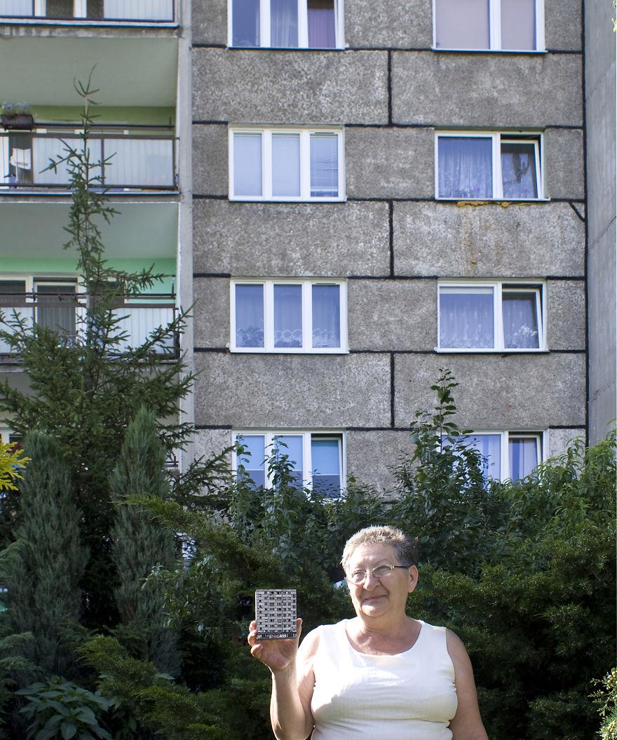 Poznan. Osiedle Orła Białego. 2012. Currently Under Thermo-modernization