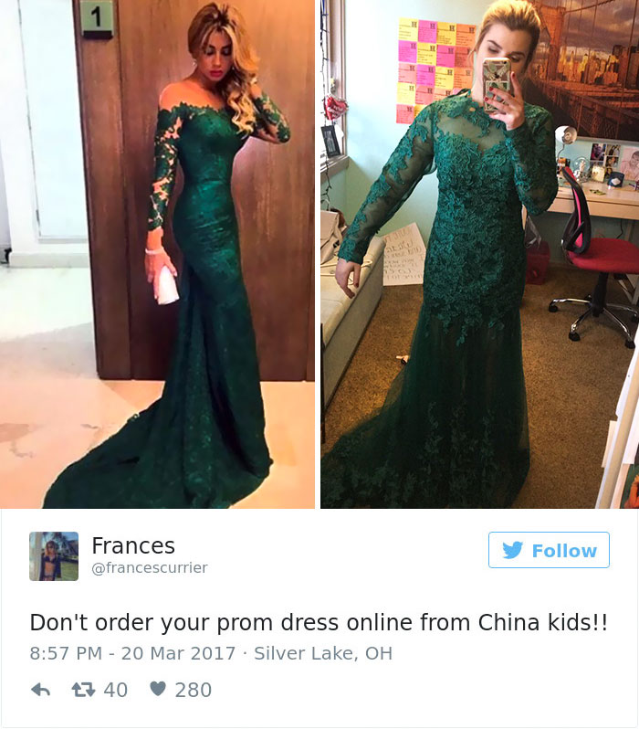 Horrible Prom Dresses Online