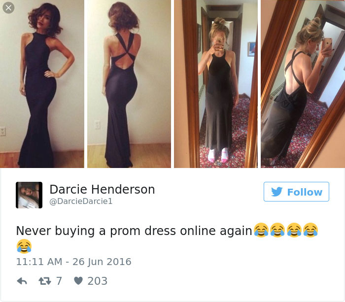 Teens Are Sharing Prom Dresses They Regret Buying Online ... | 700 x 613 jpeg 78kB