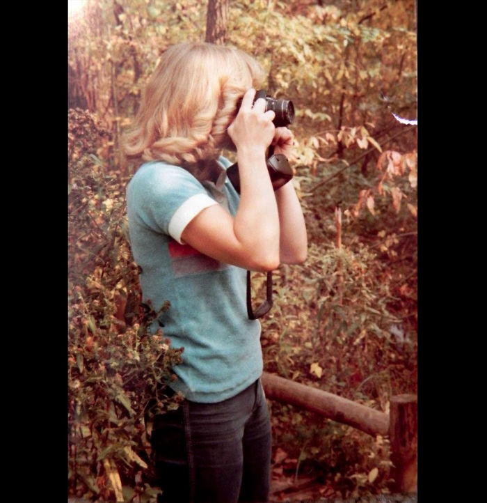 My Mom Was A Traveling, Hiking, Rock Climbing Badass Before I Was Born. Miss You Mom. (58'-12')