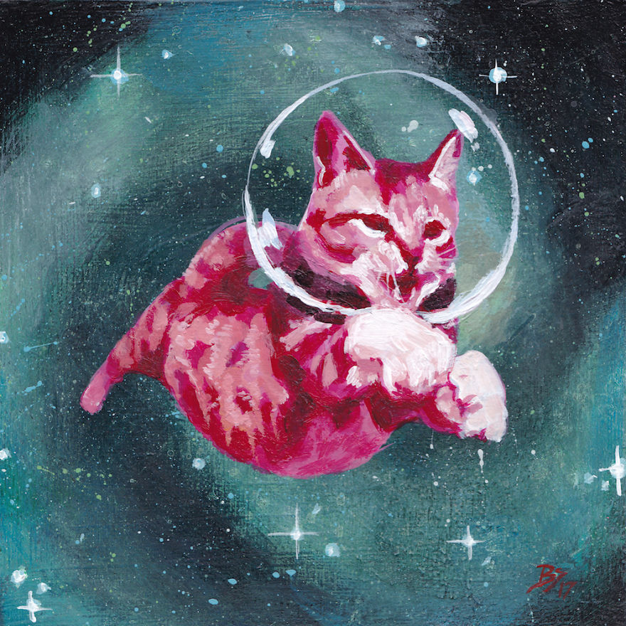 Space Cat Ii