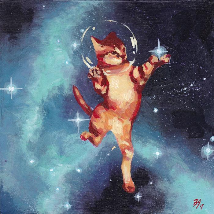 Space Cat I