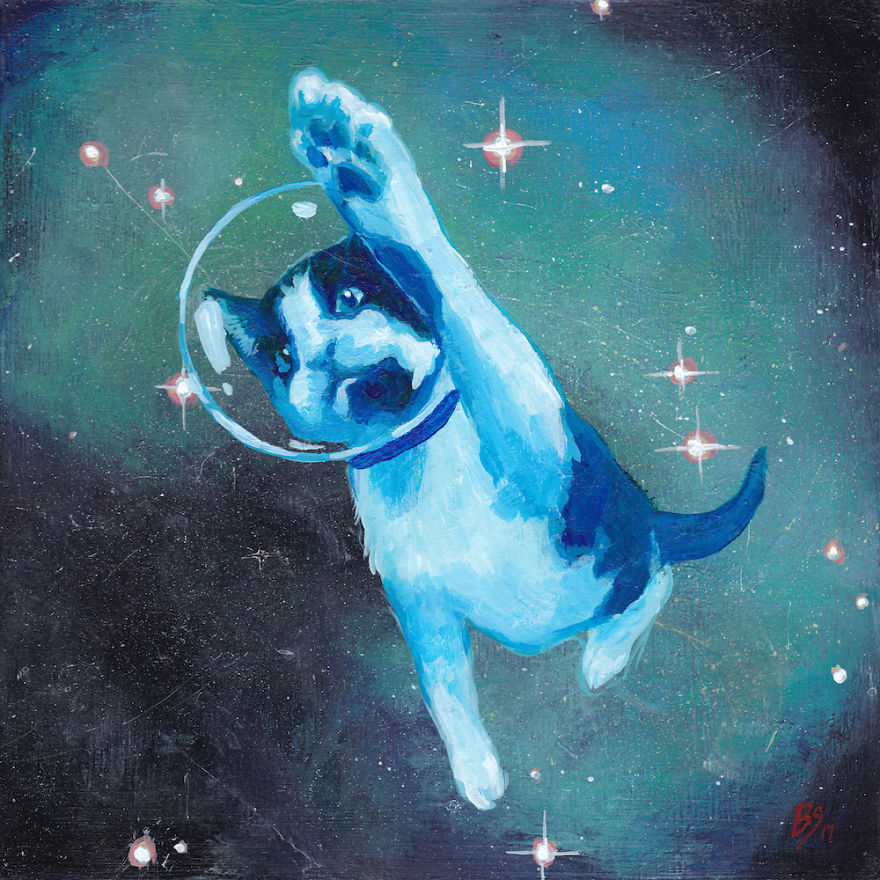 Space Cat V
