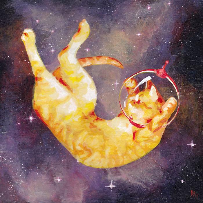 Space Cat Vii