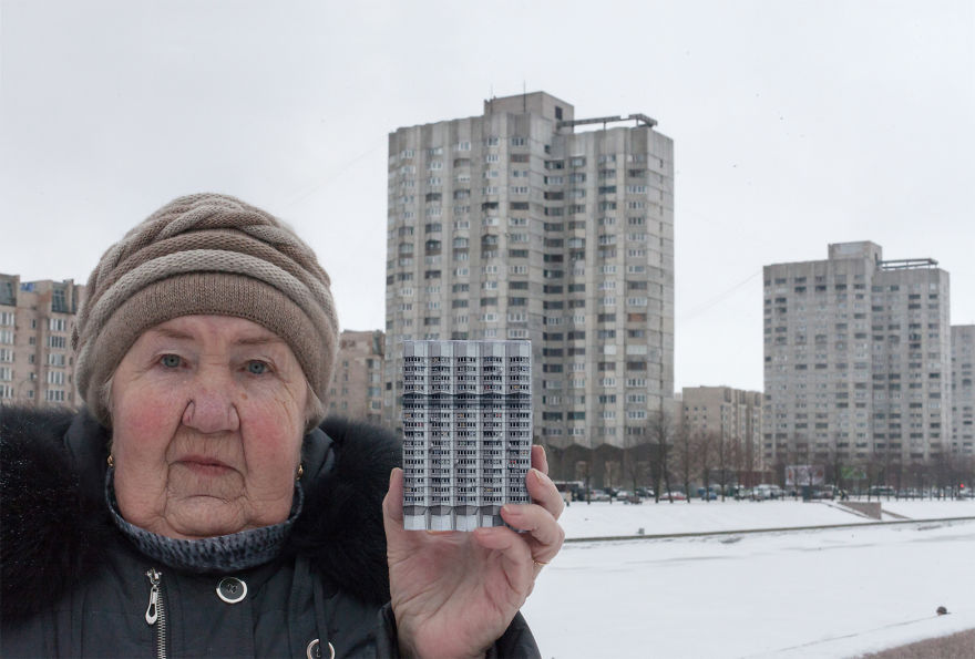 St Petersburg. Novosmoloenskaya Housing Complex. Photo By Alexander Veryovkin For Zupagrafika, 2017