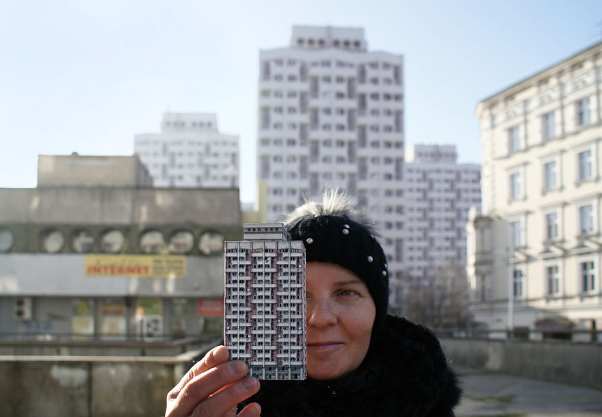 "Wroclaw. ""manhattan"" Housing Complex. 2017. Recently Refurbished"