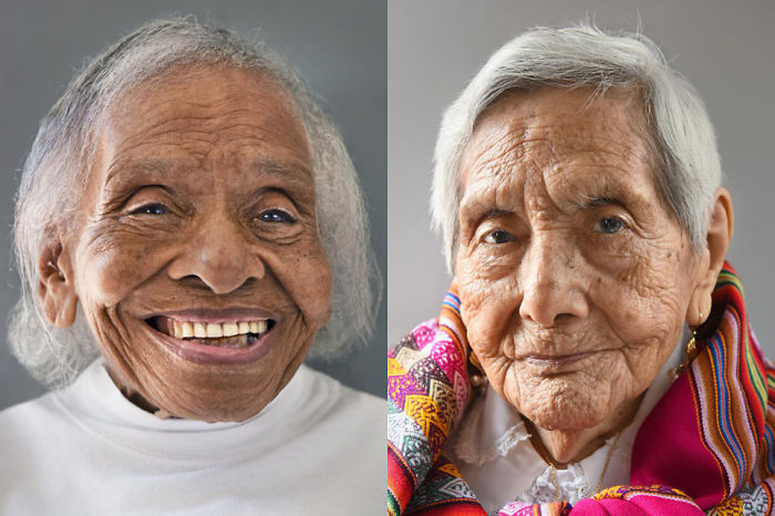 Photographer Shoots Series Celebrating Old Age And The Results Are Absolutely Stunning