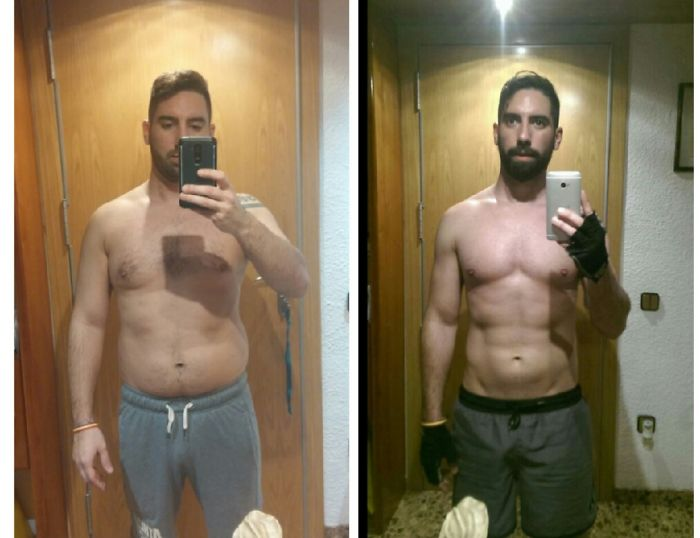 5 Month Transformation Freeletics
