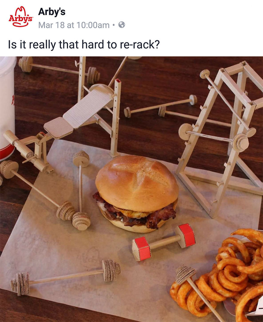 Arby's Is Taking The Internet By Storm With Their Creative Facebook Posts